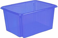 Box, Dreh-Stapel-Box, 24 Liter, 22 x 42 x 34,5cm,