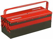 Box Facom Werkzeuge in Metallgehäuse 5 große