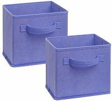 Box Mini Cubeicals aus Kunststoff Closetmaid