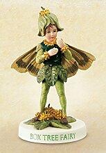Box Tree Flower Fairy Fee 11,5cm