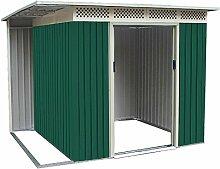 Box Vogelhaus Garten für außen in verzinktem