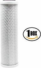 Box von Ersatz-purepro fs401p-di Aktivkohle Block