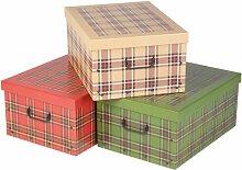 Boxen-Set aus Karton Rosalind Wheeler