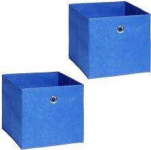 Boxen-Set Ela aus Stoff Rebrilliant