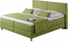 Boxspringbett Marlow Home Co. Farbe: Lemon,