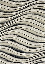 boyteks bis Chenille Clouds Teppich für Möbel 68 x 100 beige