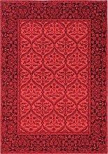 boyteks bis Chenille medenales Teppich-Möbel Rutschfest 68 x 100 ro