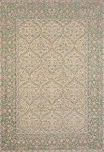 boyteks bis Chenille medenales Teppich-Möbel Rutschfest 68 x 100 cm beige