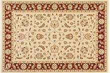 boyteks bis Chobi Teppich, Polypropylen, cremefarben, 70x 300x 1.2cm