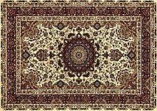 boyteks bis Istanbul Teppich, Polypropylen, Creme, 80x 200x 1.2cm