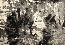 boyteks bis Milano Teppich, Polypropylen, Grau 110x170x1.3 cm grau