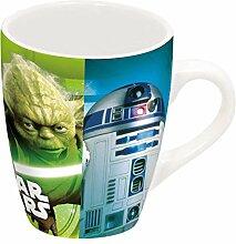 Boyz Toys Disney Star Wars Mug Aus Porzellan Becher Frühstück