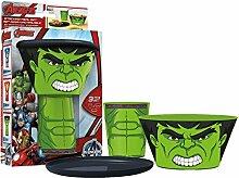 Boyz Toys Stapeln, Mahlzeit Set–Hulk