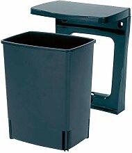 Brabantia 395246 Einbau Mülleimer, 10 Liter