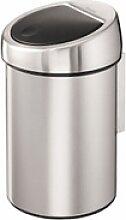 Brabantia NEWICON Touch Bin Wand-Abfallbehälter,