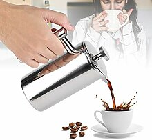 Bracon French Press Teekanne mit Filter,