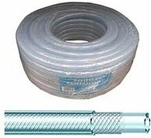 Bradas TXRC30*38/25 Druckluftschlauch 30 x 38 mm, 25 m, PVC, transparen