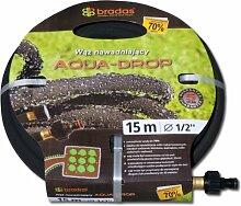 Bradas WAD1/2030 Tropfschlauch Aqua-Drop 1/2 Zoll,