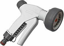 Bradas WL-EN4T Sprühpistole mit 5 einstellbaren Sprühmustern White line, weiß, 10 x 10 x 5 cm