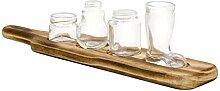 BRANDANI Schnapsglas, Einheitsgröße