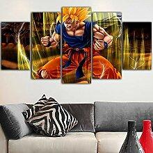 Brandless Drucke Malerei Wandkunst Dragon Ball
