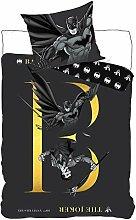 BrandMac DC Batman und Joker Bettwäsche, 200 x