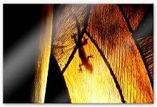 Brandneu - XXL Wandbild Schattenspiel