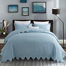 Brandream Luxus-Bettwäsche-Set, Queen-Size-Bett,