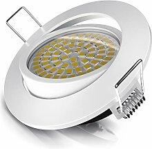 Brandson - 1x LED Deckenspot dimmbar und