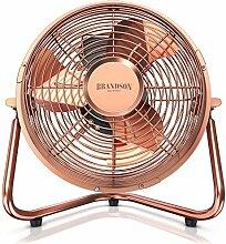 Brandson - Windmaschine Retro Stil - Ventilator im
