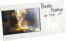 Brandsseller Bilderrahmen Fotorahmen - Beste Katze