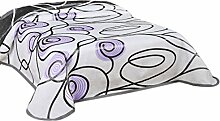 Brandsseller Tagesdecke Bettüberwurf Steppdecke