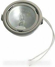 BRANDT–Lampe Halogen G412V 20W für Dunstabzugshaube Brand