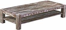 Brasilmöbel Couchtisch Rio Kanto 208x90 cm Shabby