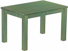 Brasilmöbel® Tisch 120x80 Rio Classiko - Grün