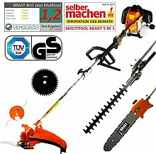 BRAST Benzin Multitool 3.0 PS 5 in1 Motorsense