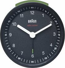 Braun - Funkwecker BNC007, schwarz
