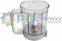 Braun Glas Mixer +-Küchenmaschine Multiquick