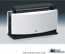Braun Toaster Multitoast HT 550 weiss