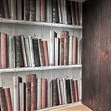 Tapete Bücherregal tapete bücherregal günstig kaufen lionshome