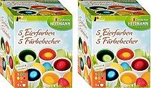 Brauns Heitmann Ostereier Farben Eierfarben 10
