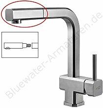 Brausekopf inkl. Strahlregler für Bluewater ROSA