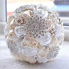 Brautsträuße Elegant Blumenstrauß Handmade Rosa