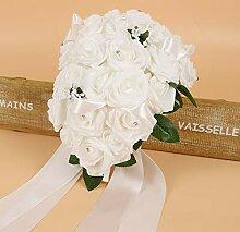 Brautstrauß für Hochzeit, Brautjungfer,