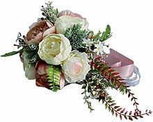 Brautstrauß, Vaeiner, romantisch, Brautjungfer,