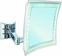 Bravat LED-Kosmetikspiegel Palini / 21 x 21 cm