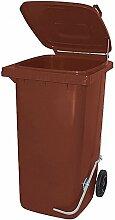 BRB 120 Liter Mülltonne/Müllgroßbehälter,