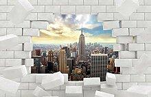 BREAK MANHATTAN - 3x2,70m - Deko und Bild XXL - HD