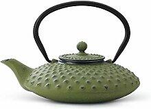 Bredemeijer asiatische Teekanne Gusseisen Jing 0,8