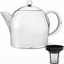 Bredemeijer Edelstahl Teekanne Set 1,4 Liter